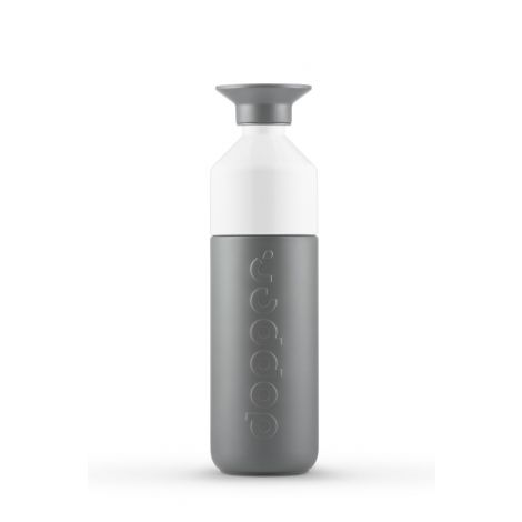 Thermo Flasche Glacier Grey 580ml