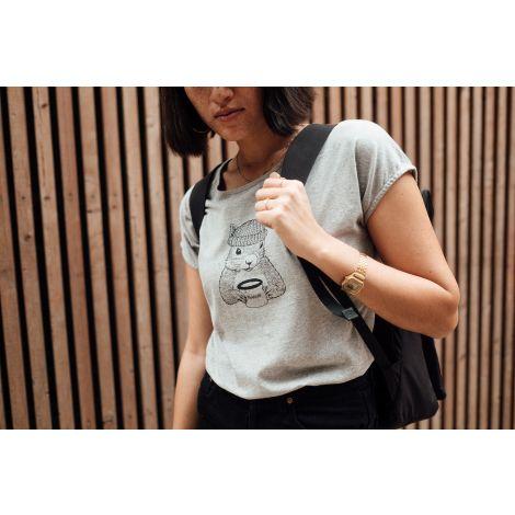 Casual T-Shirt #SQUIRREL