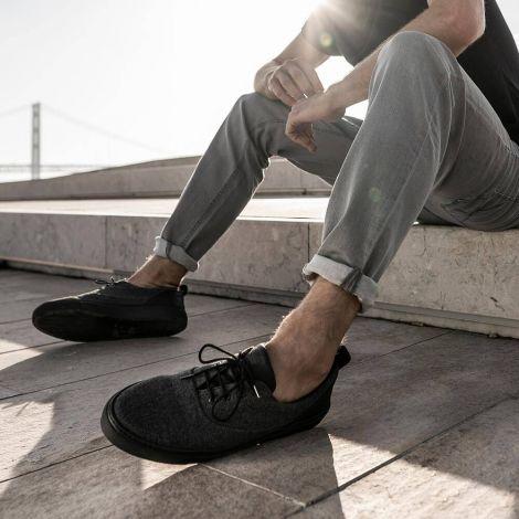 Eco4 Sneaker black