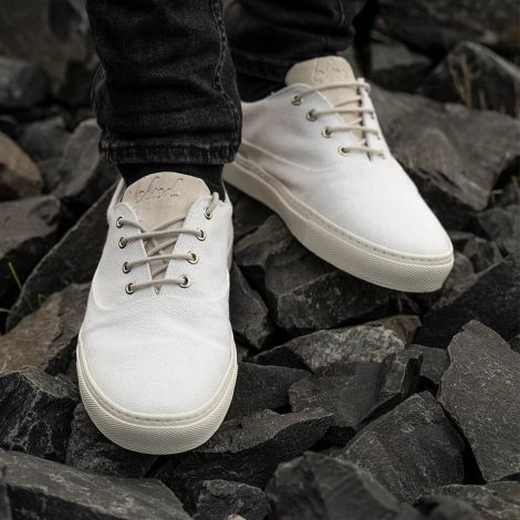 Eco4 Sneaker white