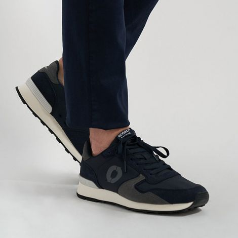 Yale Sneakers Man Deep Navy