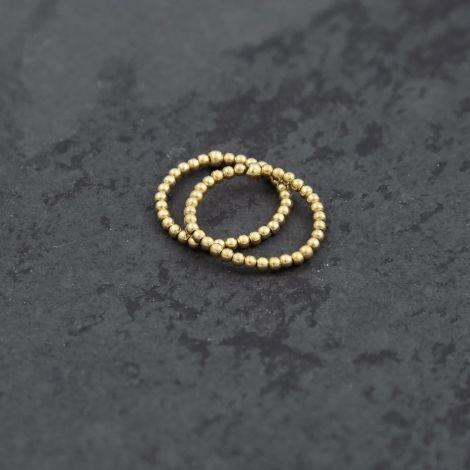 Eos Ring: Medium / Gold Filled