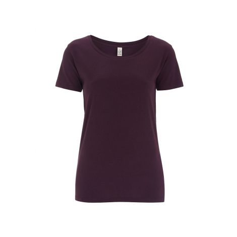 Open Neck T-Shirt