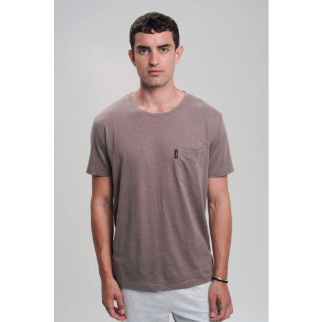 Hemp T-Shirt #POCKET