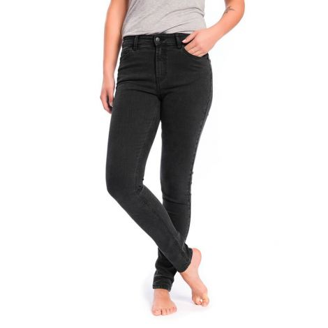 Max Flex Jeans TENCEL Ladies black washed