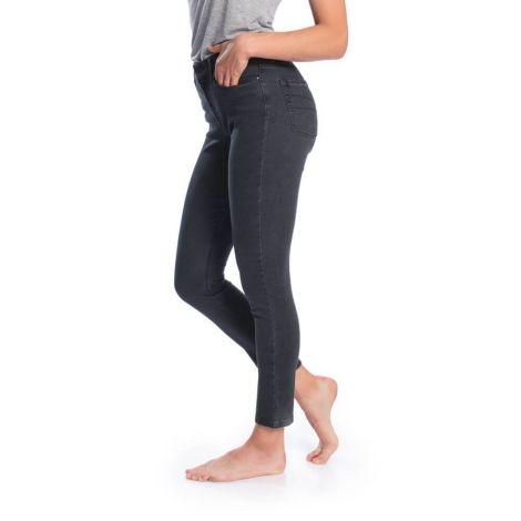 Max Flex Light Jeans Ladies dark grey washed