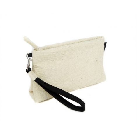 PARIS multi bag white