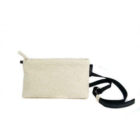 PARIS multi bag white