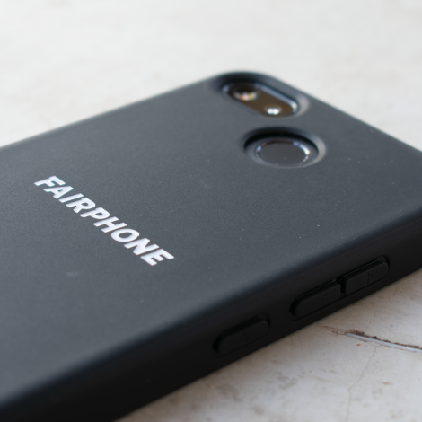 Fairphone 3 Schutzhülle