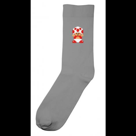 Socks Sigtuna Toad Grey