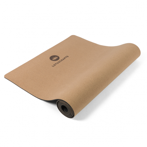 Cork Yogamatte Lotus