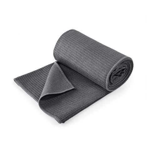 Yoga Handtuch Anthracit