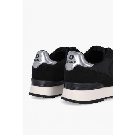 Yale Sneakers Woman Black